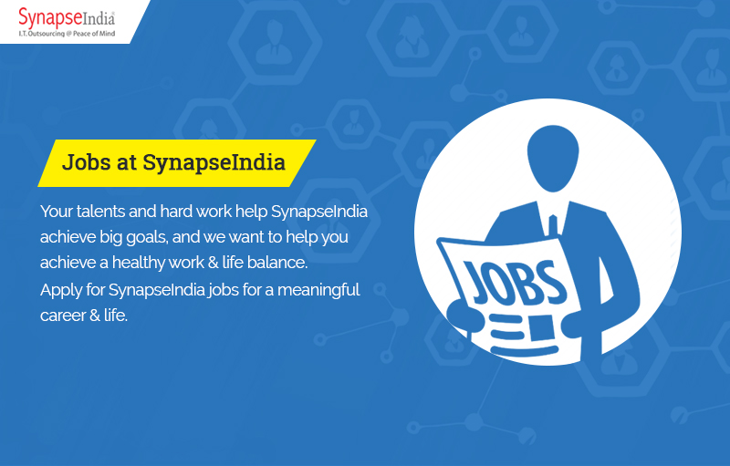 SynapseIndia jobs