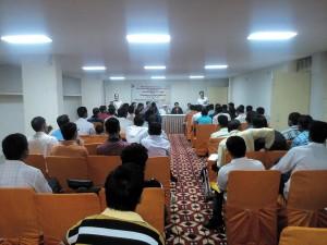 SynapseIndia participated in Mega Job fair 1