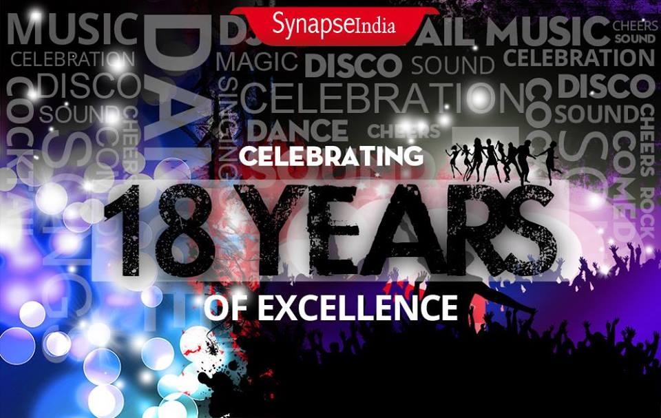 SynapseIndia Foundation day