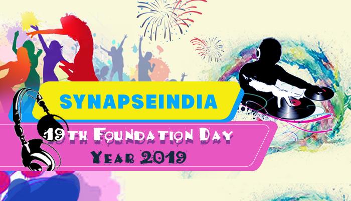 SynapseIndia 19th foundation day